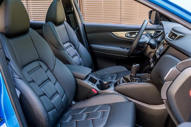 Chi tiết SUV cỡ nhỏ Nissan Qashqai 2018 với hệ thống lái bán tự động mới - Ảnh 7.