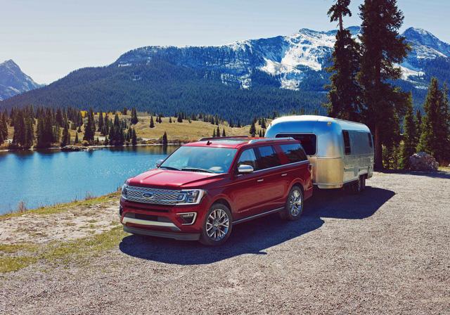 SUV 8 chỗ Ford Expedition 2018 mạnh mẽ đúng như kỳ vọng - Ảnh 2.