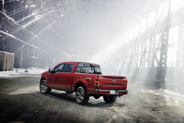 Ford công bố thông số động cơ của xe bán tải khủng long F-150 2018 - Ảnh 2.