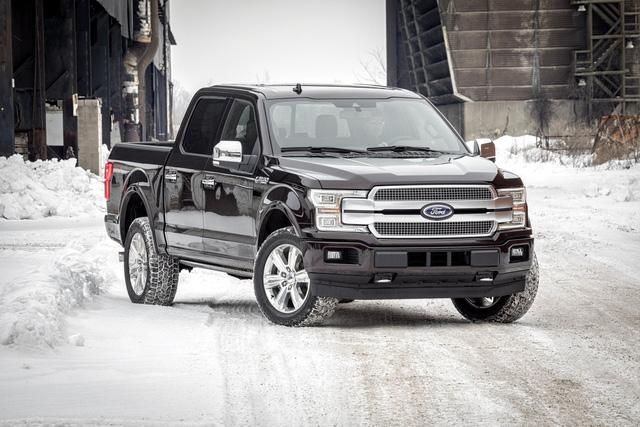 Ford công bố thông số động cơ của xe bán tải khủng long F-150 2018 - Ảnh 3.