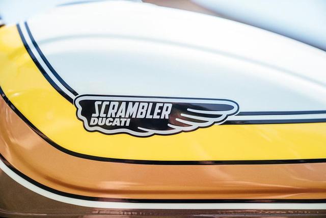 Ducati ra mắt 2 phiên bản mới của dòng mô tô Scrambler - Ảnh 2.