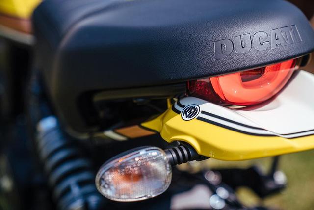 Ducati ra mắt 2 phiên bản mới của dòng mô tô Scrambler - Ảnh 3.