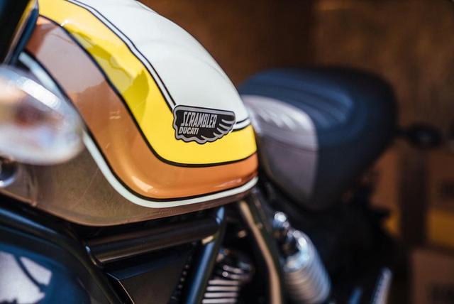 Ducati ra mắt 2 phiên bản mới của dòng mô tô Scrambler - Ảnh 4.