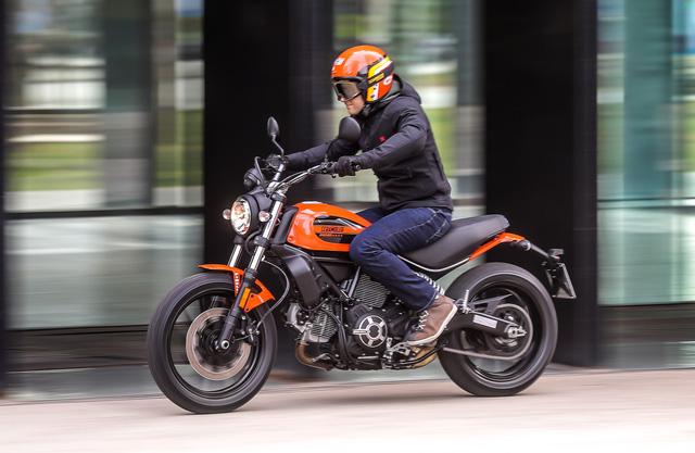 Ducati ra mắt 2 phiên bản mới của dòng mô tô Scrambler - Ảnh 10.
