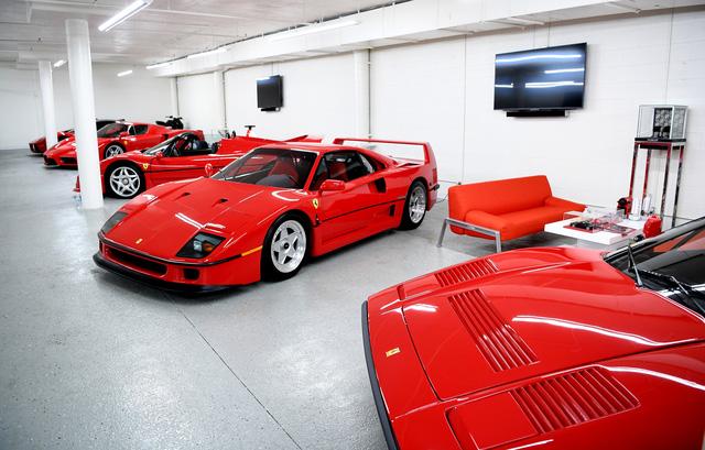 Hành trình trở thành nhà sưu tập siêu xe Ferrari có tiếng của một triệu phú người Mỹ gốc Á - Ảnh 8.