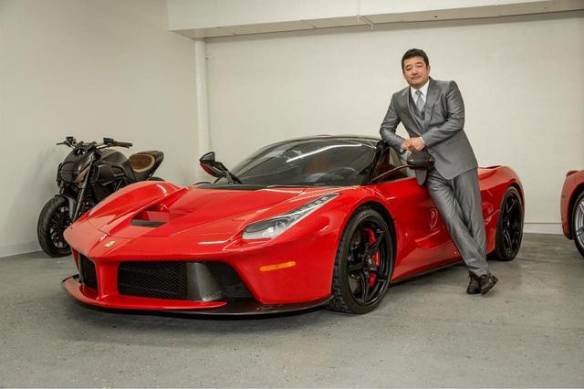 Hành trình trở thành nhà sưu tập siêu xe Ferrari có tiếng của một triệu phú người Mỹ gốc Á - Ảnh 2.