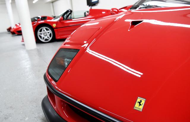 Hành trình trở thành nhà sưu tập siêu xe Ferrari có tiếng của một triệu phú người Mỹ gốc Á - Ảnh 9.