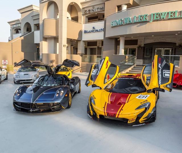 Hành trình trở thành nhà sưu tập siêu xe Ferrari có tiếng của một triệu phú người Mỹ gốc Á - Ảnh 11.