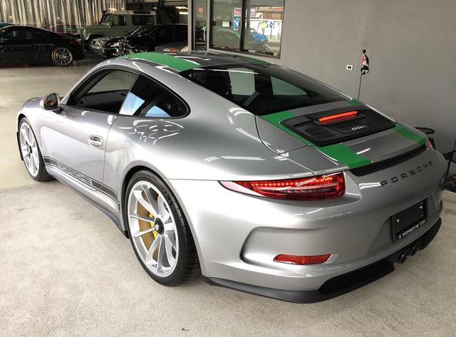 Phát thèm với dàn xe thể thao Porsche 911 R ở Thái Lan - Ảnh 6.