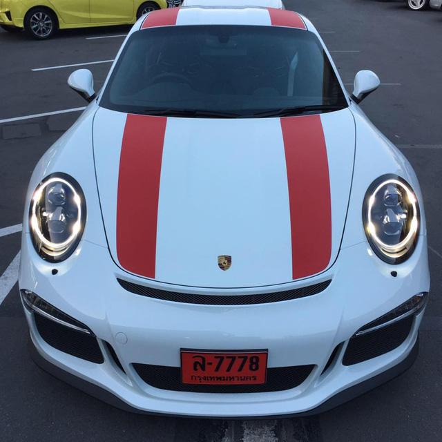 Phát thèm với dàn xe thể thao Porsche 911 R ở Thái Lan - Ảnh 5.