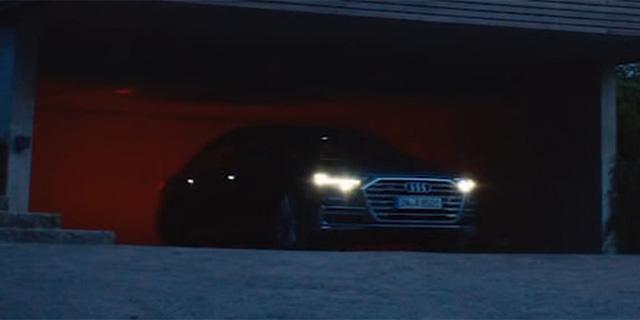 Audi A8 2018 lần đầu tiên lộ diện, có hệ thống đỗ xe tự động - Ảnh 2.