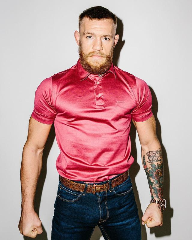 Khám phá bộ sưu tập xe ấn tượng của gã điên Conor McGregor - Ảnh 1.