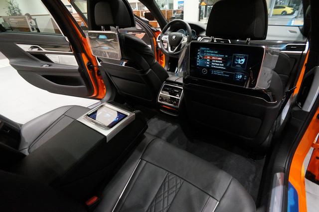 Cận cảnh chiếc BMW 750i 2017 với trang bị nhiều như mây - Ảnh 6.
