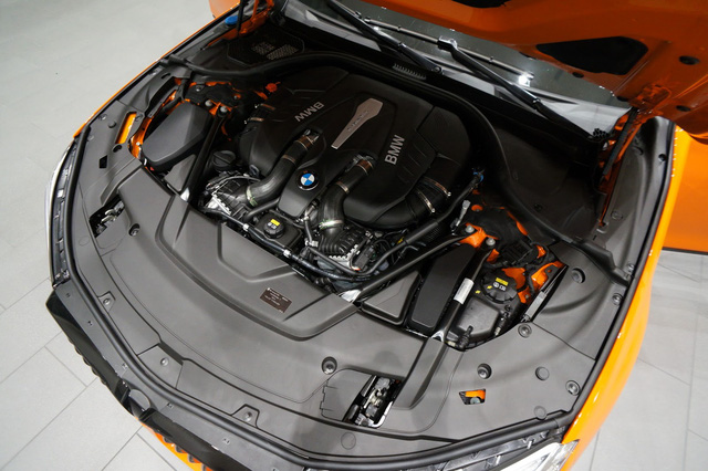 Cận cảnh chiếc BMW 750i 2017 với trang bị nhiều như mây - Ảnh 15.