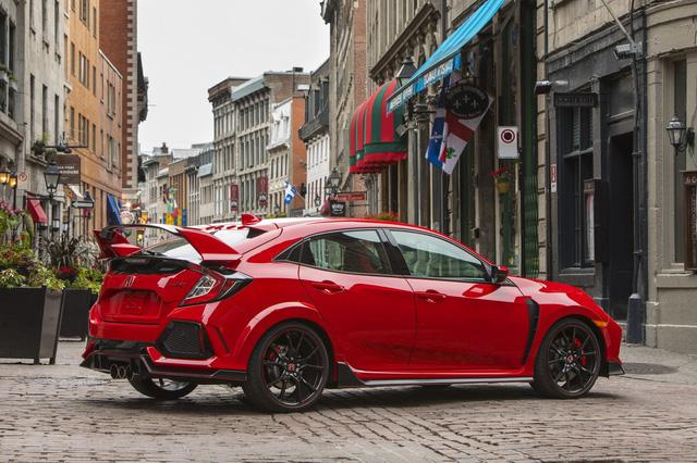 Phiên bản mạnh nhất của dòng Honda Civic bị làm giá gần gấp đôi - Ảnh 1.