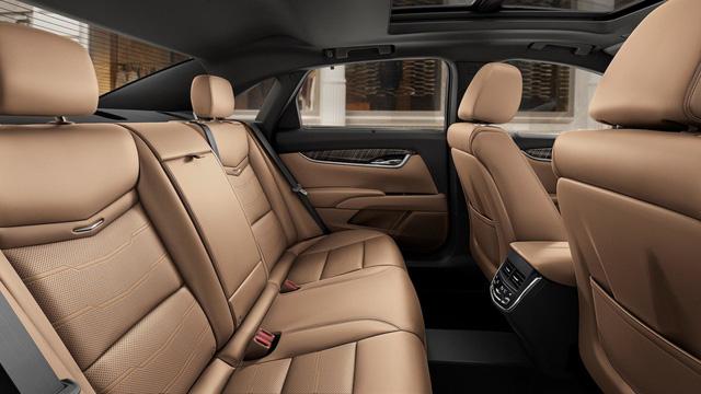 Sedan hạng sang cỡ lớn Cadillac XTS 2018 trình làng - Ảnh 3.