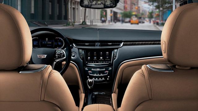 Sedan hạng sang cỡ lớn Cadillac XTS 2018 trình làng - Ảnh 4.