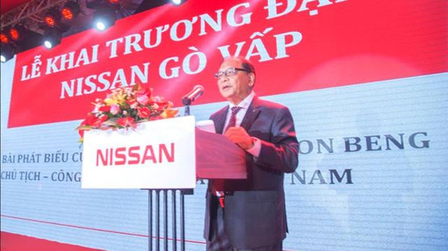 Nissan Việt Nam khai trương Đại lý 3S Nissan Gò Vấp - Ảnh 1.