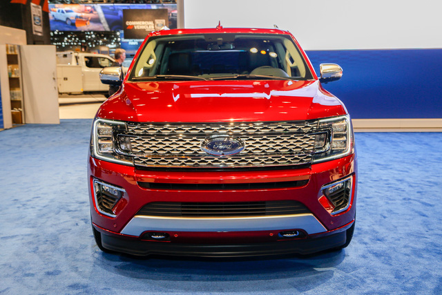 SUV 8 chỗ Ford Expedition 2018 tăng giá mạnh, lên gần 80.000 USD - Ảnh 4.