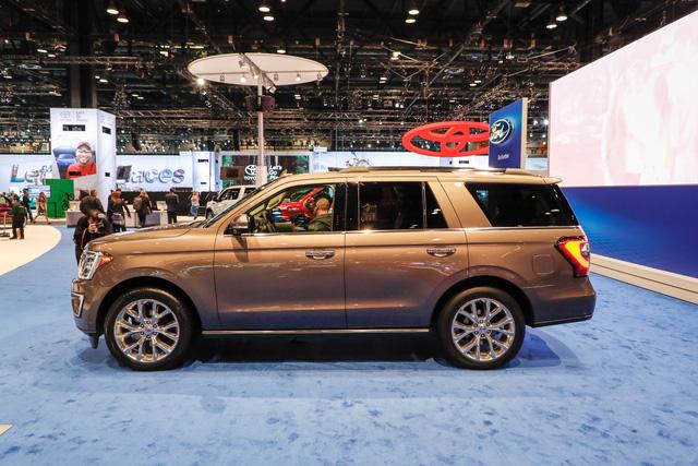 SUV 8 chỗ Ford Expedition 2018 tăng giá mạnh, lên gần 80.000 USD - Ảnh 5.