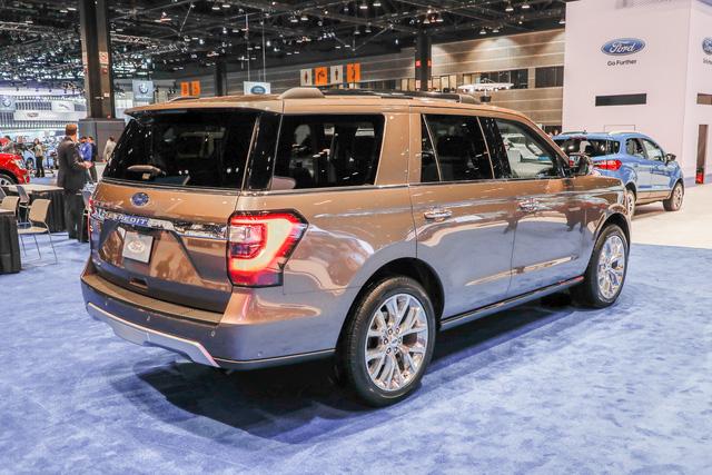 SUV 8 chỗ Ford Expedition 2018 tăng giá mạnh, lên gần 80.000 USD - Ảnh 6.