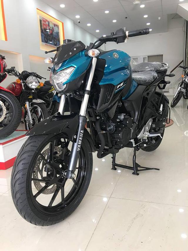Naked bike Yamaha FZ 25 xuất hiện tại Việt Nam, giá hơn 60 triệu Đồng - Ảnh 1.