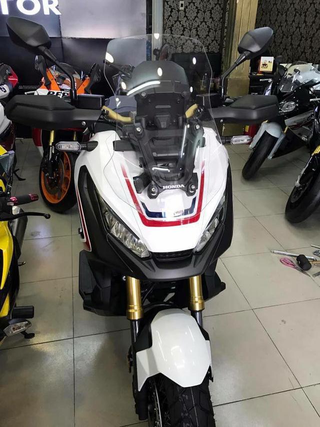 Xe ga phân khối lớn Honda X-ADV được đưa về Việt Nam, giá hơn nửa tỷ Đồng vẫn có người mua - Ảnh 4.