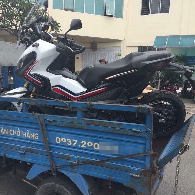Xe ga phân khối lớn Honda X-ADV được đưa về Việt Nam, giá hơn nửa tỷ Đồng vẫn có người mua - Ảnh 3.