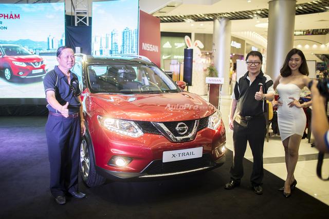 Nissan Navara và Nissan X-Trail có thêm phiên bản đặc biệt - Ảnh 1.