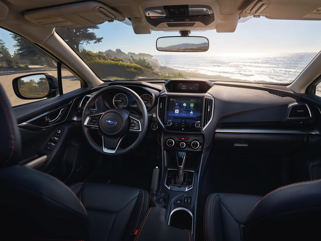 Subaru Crosstrek 2018 - đối thủ của Honda CR-V - được chốt giá - Ảnh 5.