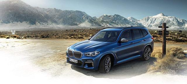 SUV hạng sang BMW X3 thế hệ mới lộ diện trước giờ ra mắt - Ảnh 2.