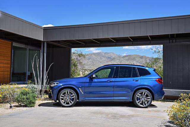 SUV hạng sang BMW X3 2018 chính thức được vén màn với công nghệ cao hơn - Ảnh 2.