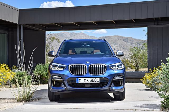 SUV hạng sang BMW X3 2018 chính thức được vén màn với công nghệ cao hơn - Ảnh 4.