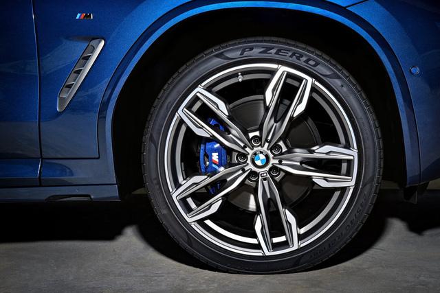 SUV hạng sang BMW X3 2018 chính thức được vén màn với công nghệ cao hơn - Ảnh 6.