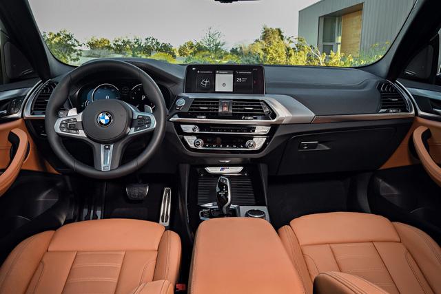 SUV hạng sang BMW X3 2018 chính thức được vén màn với công nghệ cao hơn - Ảnh 7.