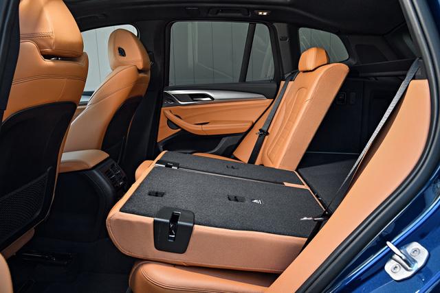 SUV hạng sang BMW X3 2018 chính thức được vén màn với công nghệ cao hơn - Ảnh 10.