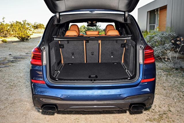 SUV hạng sang BMW X3 2018 chính thức được vén màn với công nghệ cao hơn - Ảnh 11.