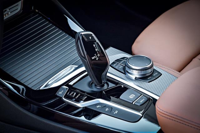 SUV hạng sang BMW X3 2018 chính thức được vén màn với công nghệ cao hơn - Ảnh 15.