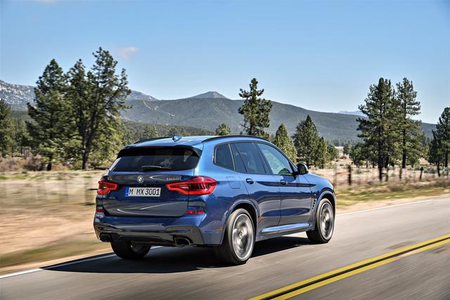 SUV hạng sang BMW X3 2018 chính thức được vén màn với công nghệ cao hơn - Ảnh 16.
