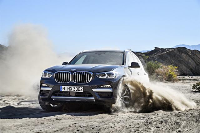 SUV hạng sang BMW X3 2018 chính thức được vén màn với công nghệ cao hơn - Ảnh 3.