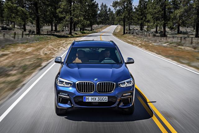 SUV hạng sang BMW X3 2018 chính thức được vén màn với công nghệ cao hơn - Ảnh 19.