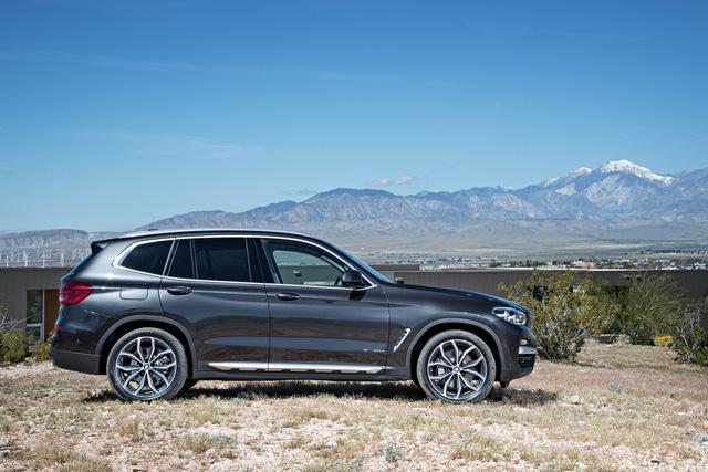 SUV hạng sang BMW X3 2018 chính thức được vén màn với công nghệ cao hơn - Ảnh 21.