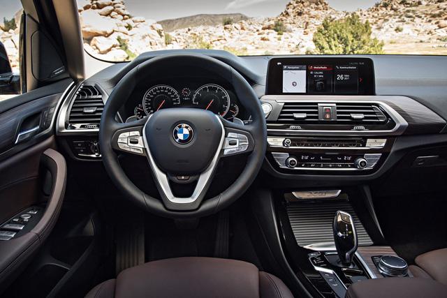 SUV hạng sang BMW X3 2018 chính thức được vén màn với công nghệ cao hơn - Ảnh 22.