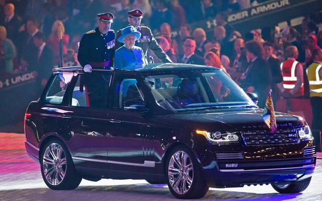 Khám phá bộ sưu tập xe trị giá khoảng 290 tỷ Đồng của Nữ hoàng Anh - Ảnh 3.