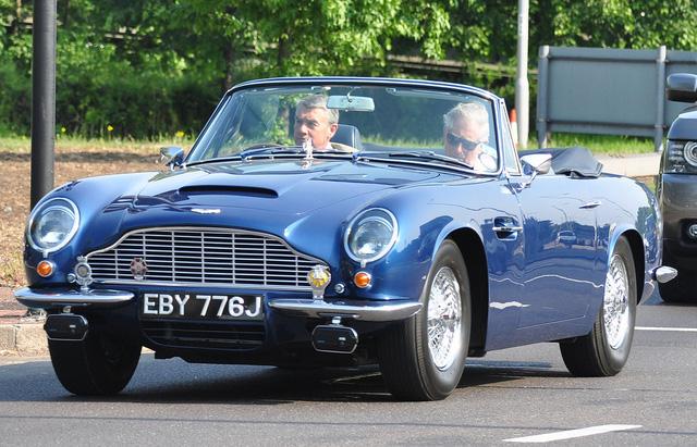 Khám phá bộ sưu tập xe trị giá khoảng 290 tỷ Đồng của Nữ hoàng Anh - Ảnh 8.