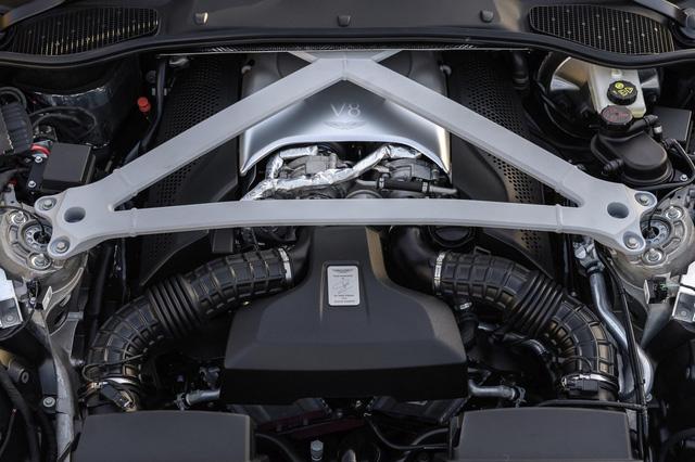 Aston Martin DB11 có thêm phiên bản V8 với giá mềm hơn - Ảnh 1.