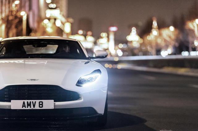 Aston Martin DB11 có thêm phiên bản V8 với giá mềm hơn - Ảnh 7.