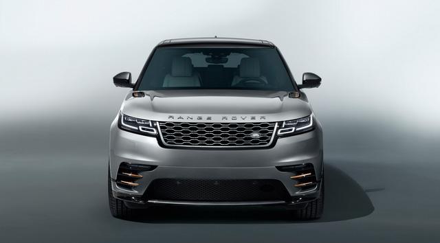 SUV hạng sang Range Rover Velar có thêm động cơ mới - Ảnh 1.