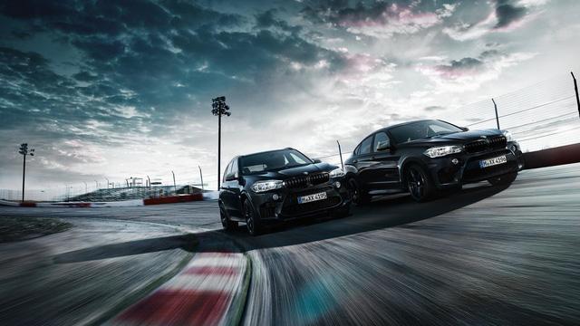 BMW tung ra phiên bản đặc biệt mới của cặp SUV sang X5 M và X6 M - Ảnh 1.
