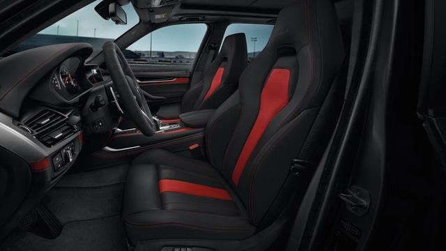 BMW tung ra phiên bản đặc biệt mới của cặp SUV sang X5 M và X6 M - Ảnh 6.